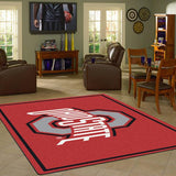 Ohio State University Team Spirit Rug II
