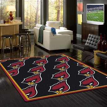 Arizona Cardinals Repeat Rug - NFL Team