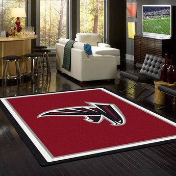 Atlanta Falcons NFL Team Spirit Rug