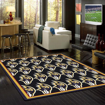 Baltimore Ravens Repeat Rug - NFL Team