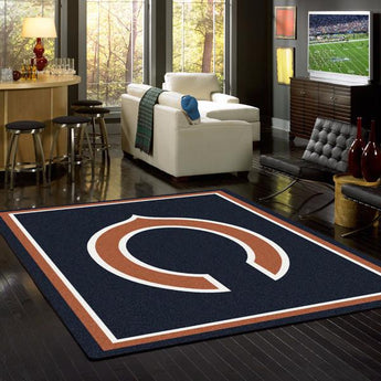 Chicago Bears NFL Team Spirit Rug