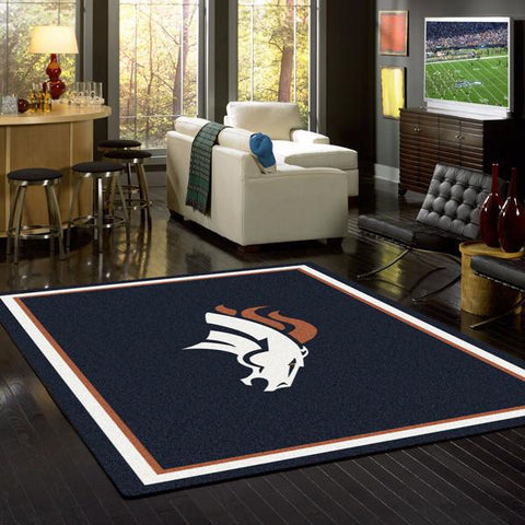 Denver Broncos Spirit Rug - NFL Team