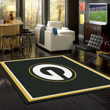 Green Bay Packers NFL Team Spirit Rug