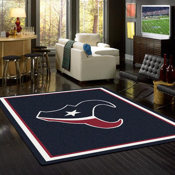 Houston Texans NFL Team Spirit Rug