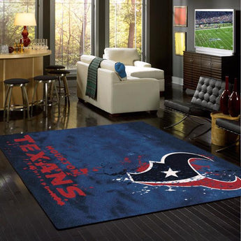 Houston Texans NFL Team Fade Rug