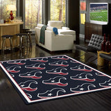 NFL Houston Texans Repeat Rug