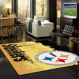 Pittsburgh Steelers Fade Rug - NFL Team