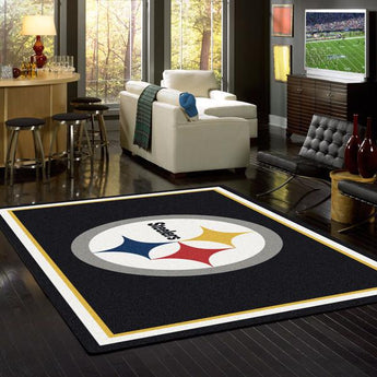Pittsburgh Steelers Spirit Rug - NFL Team