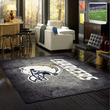 Los Angeles Chargers Distressed Rug - NFL Team