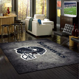 Seattle Seahawks Distressed Rug - NFL Team