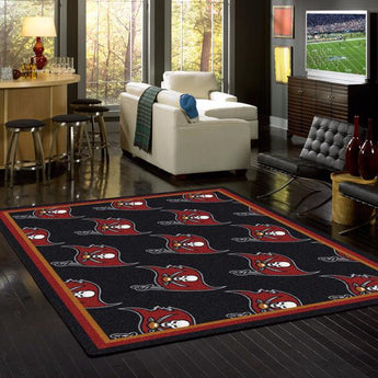 Tampa Bay Buccaneers Repeat Rug - NFL Team