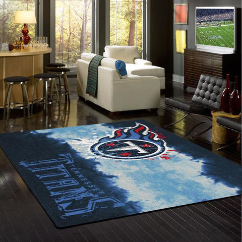 Tennessee Titans Fade Rug - NFL Team