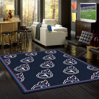 Tennessee Titans Repeat Rug - NFL Team
