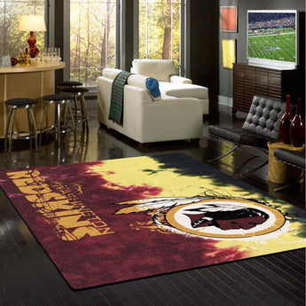 Washington Redskins NFL Team Fade Rug