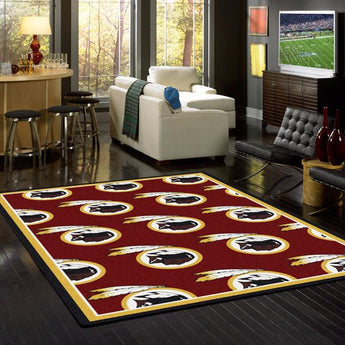 Washington Redskins NFL Team Repeat Rug
