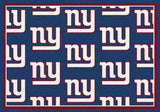 New York Giants NFL Team Repeat Rug