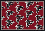 Atlanta Falcons NFL Team Repeat Rug
