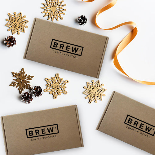 OWCC Gift Subscription - 3 Shipments - Brew^3 Coffee Roasters
