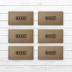 OWCC Gift Subscription - 6 Shipments - Brew^3 Coffee Roasters