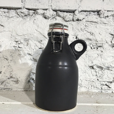 The Loop Growlette, Matte Black, 32 oz