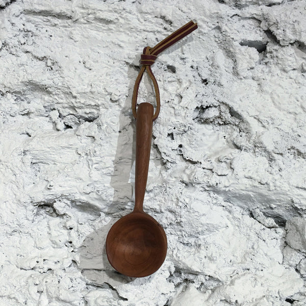 Cherry Scoop Spoon by PH Weld
