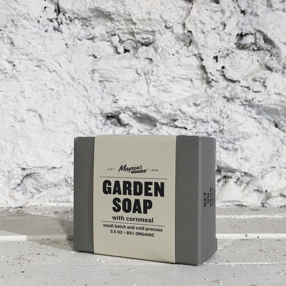 Garden Soap Maryon's Goods