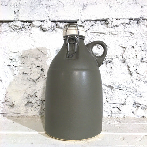 The Loop Grow, Satin Grey, 64 oz