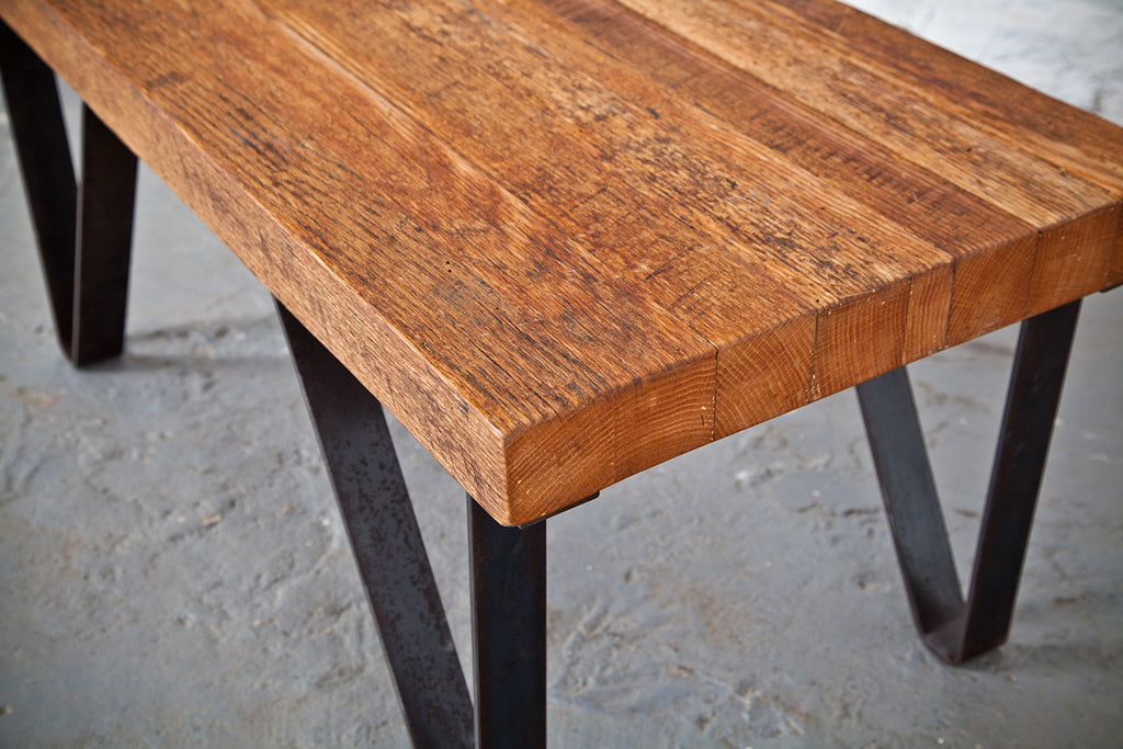 Reclaimed Oak Coffee Table