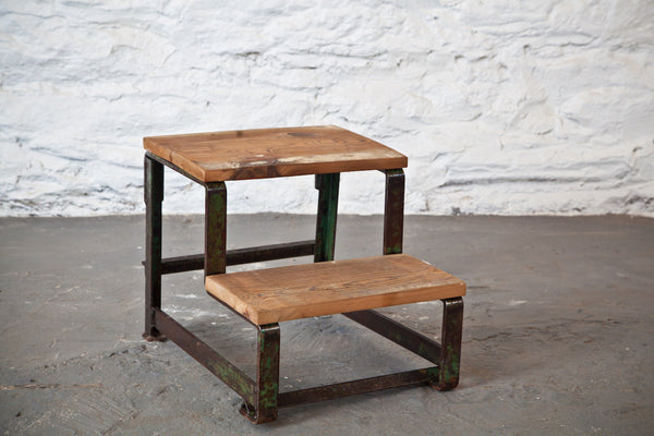 Industrial Step Stool