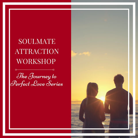SoulMate Attraction Workshop (The Journey to Perfect Love series)