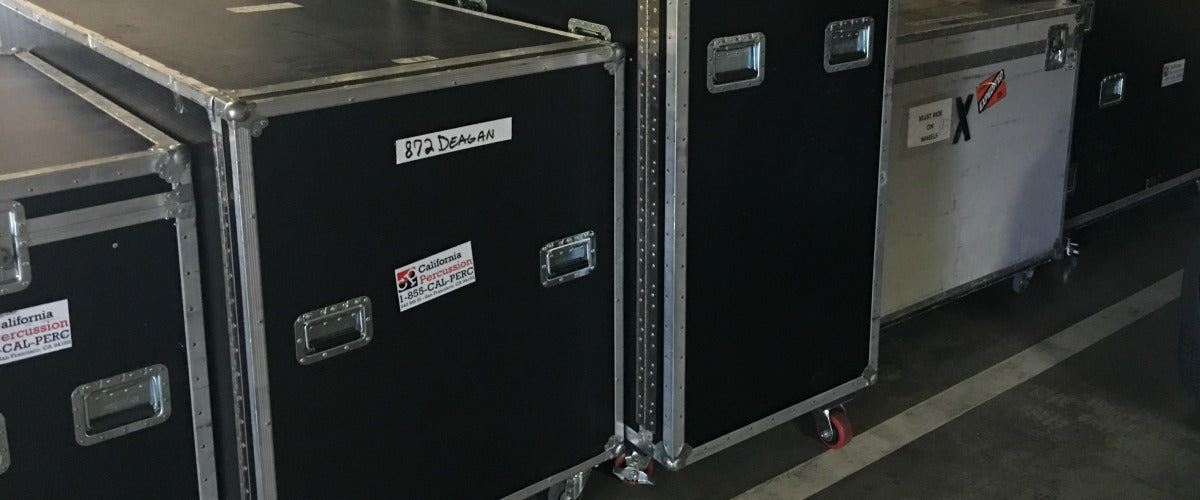 Road Case Rental Los Angeles