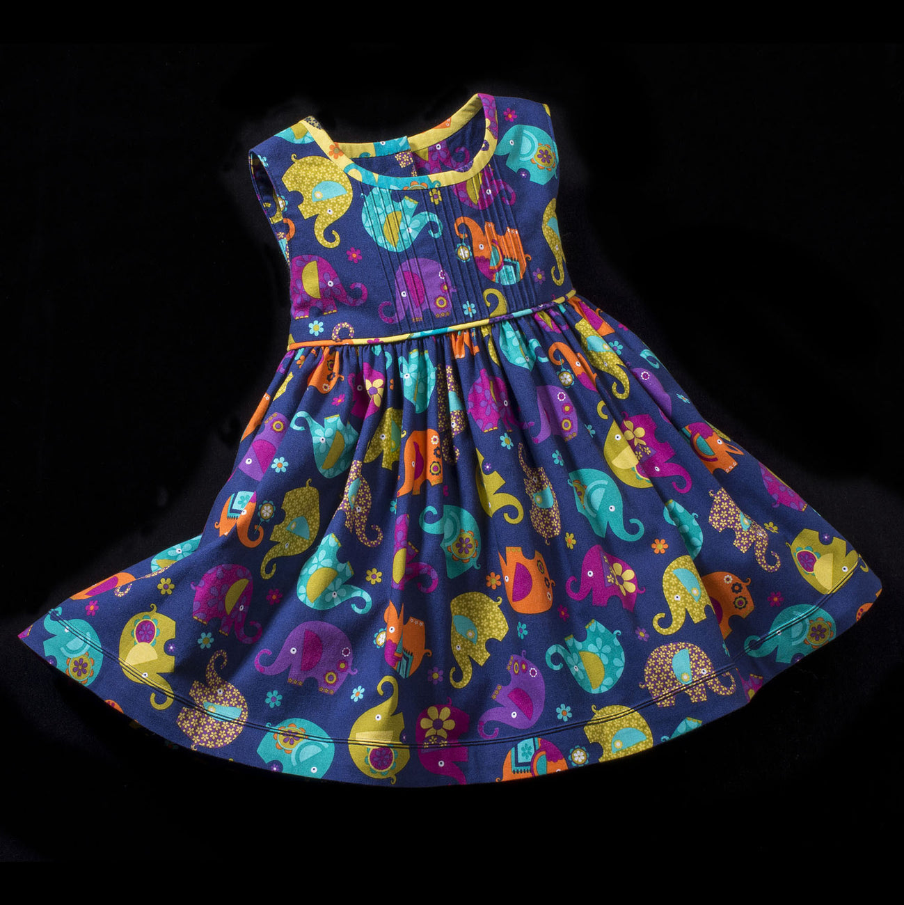 Elephants on Parade Sundress/Jumper