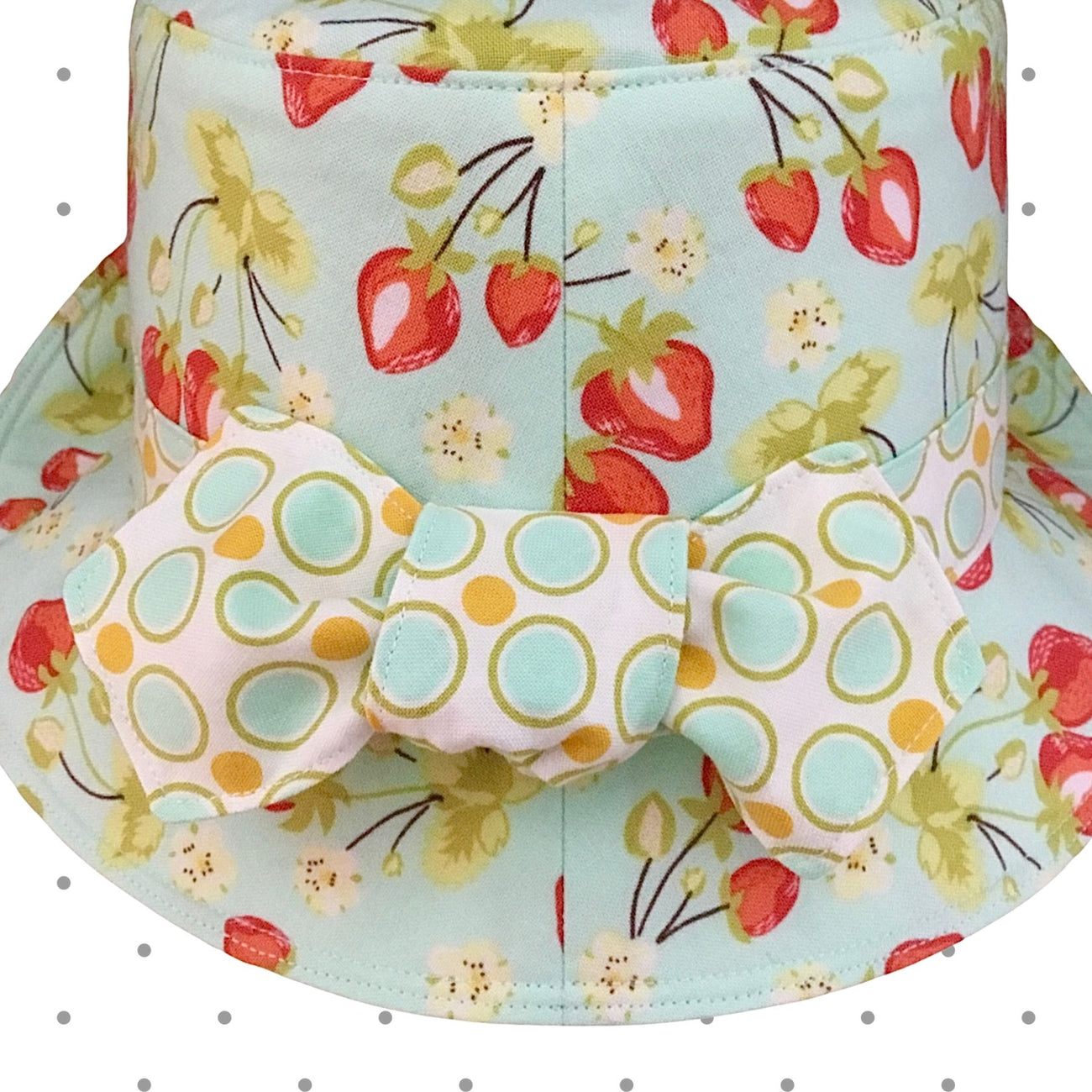 Strawberry Fields Hat (2 yrs) or Purse