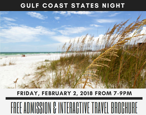 Gulf Coast States Night Packets of 10 Tickets