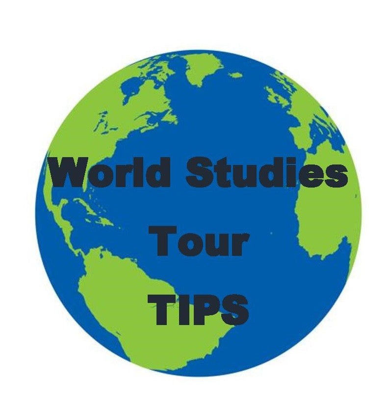"World Studies Tour ""Tips"""