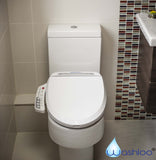 Electric Bidet Toilet Seat with Side Control