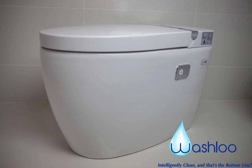 Washloo 174 Luxury Electric Bidet Toilet Seats Uk Brand