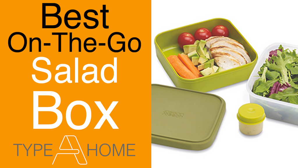Go Eat Food Container and Salad Box by Joseph & Joseph