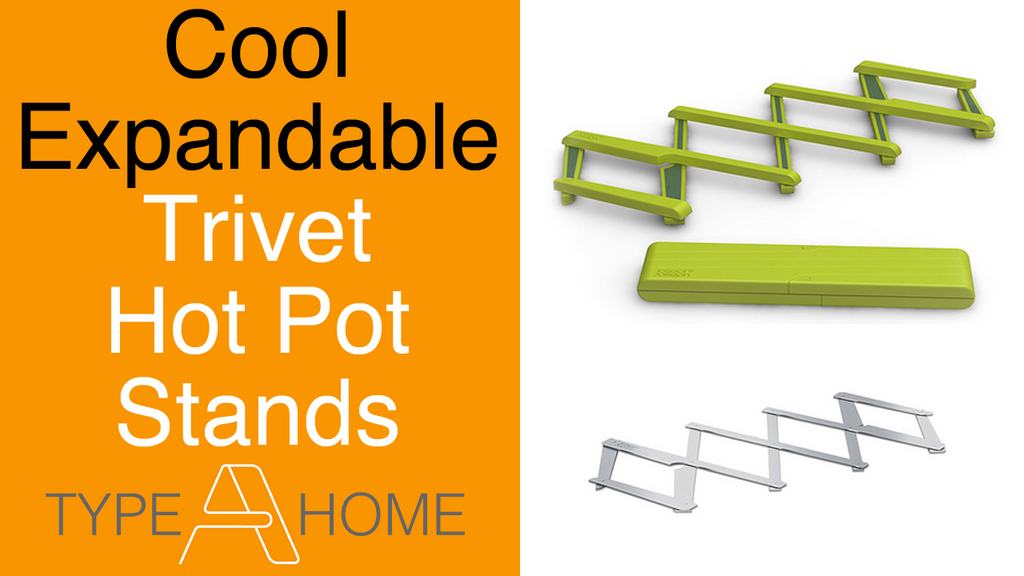 Trivet Stretch Pot Stands by Joseph & Joseph
