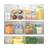 Kitchen Binz, Medium, Clear
