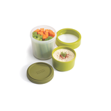 Go Eat Space Saving Snack Pot