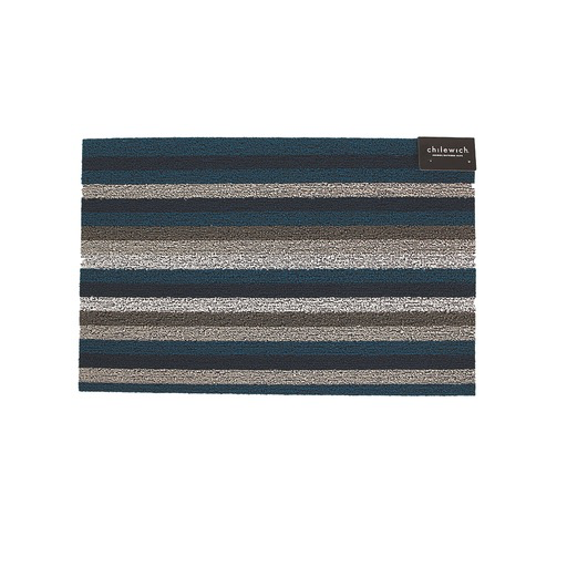 Even Stripe Big Shag Mat,36x60""