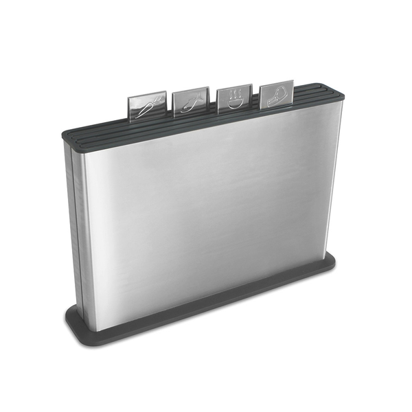 Index 100 Cutting Board Stainless Steel