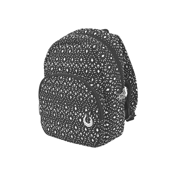 Anti-Theft BoHo Daybag Backpack, GEO