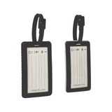 Set of 2 Luggage Tags, Hot Spots, Asst