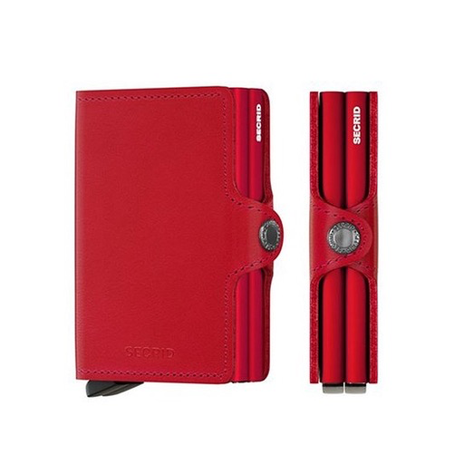 Twinwallet Red/Red