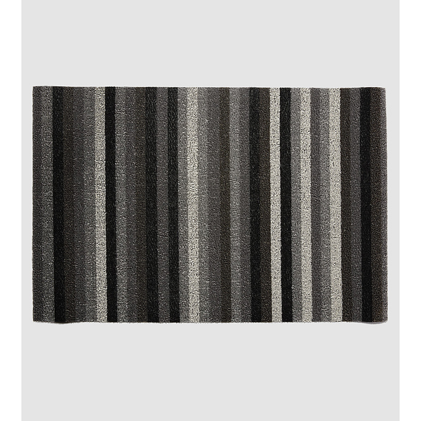 Even Stripe Utility Shag Mat,24x36