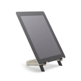 Udock Tablet Holder, Black/Natural