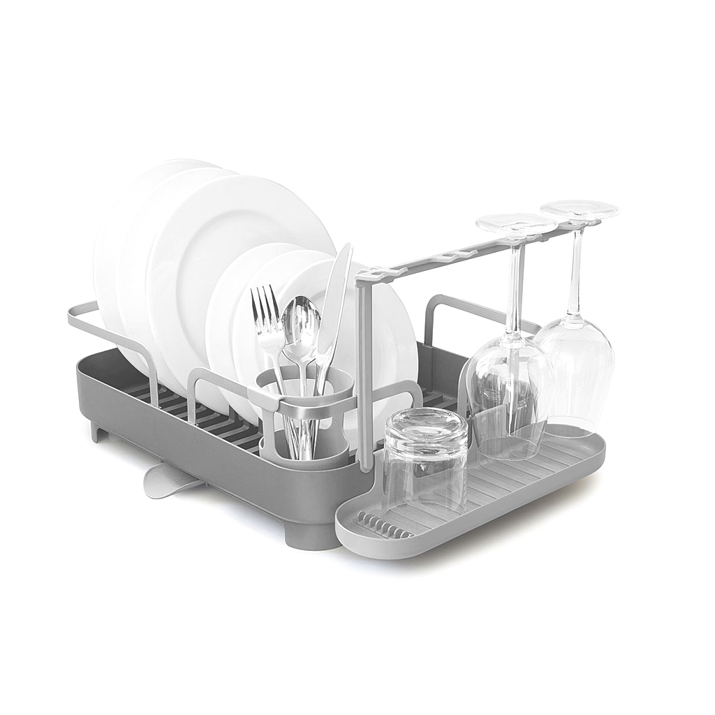 Holster Dish Rack Charcoal
