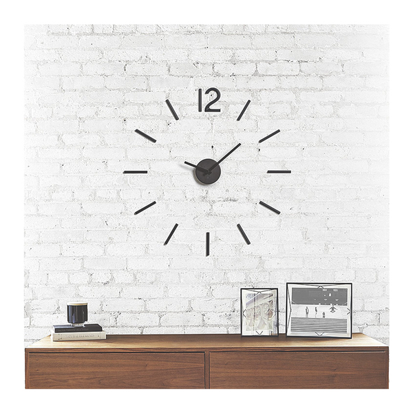 Blink Clock, Black